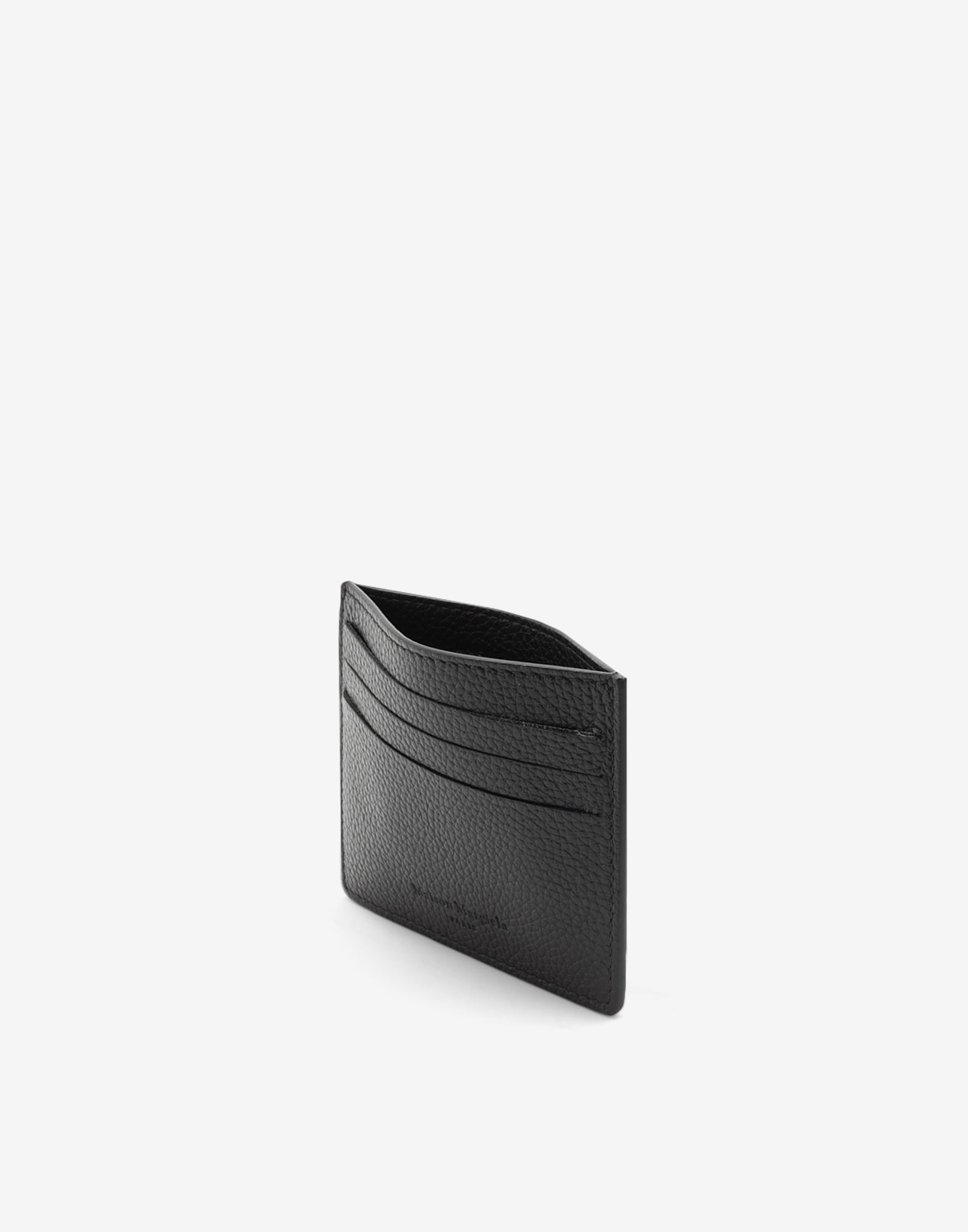 MAISON MARGIELA Leather card holder Wallets Man d