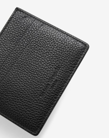 MAISON MARGIELA Leather card holder Wallets Man e