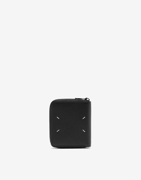 MAISON MARGIELA Small zip-around wallet Wallets Man r
