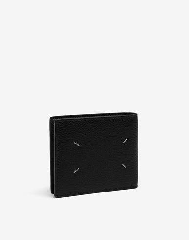 ACCESSORIES Bi-fold wallet Black