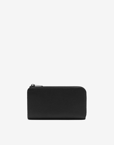 MAISON MARGIELA Large zip-around wallet Wallets Man f
