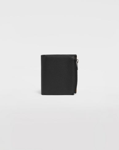 ACCESSORIES Leather wallet Grey