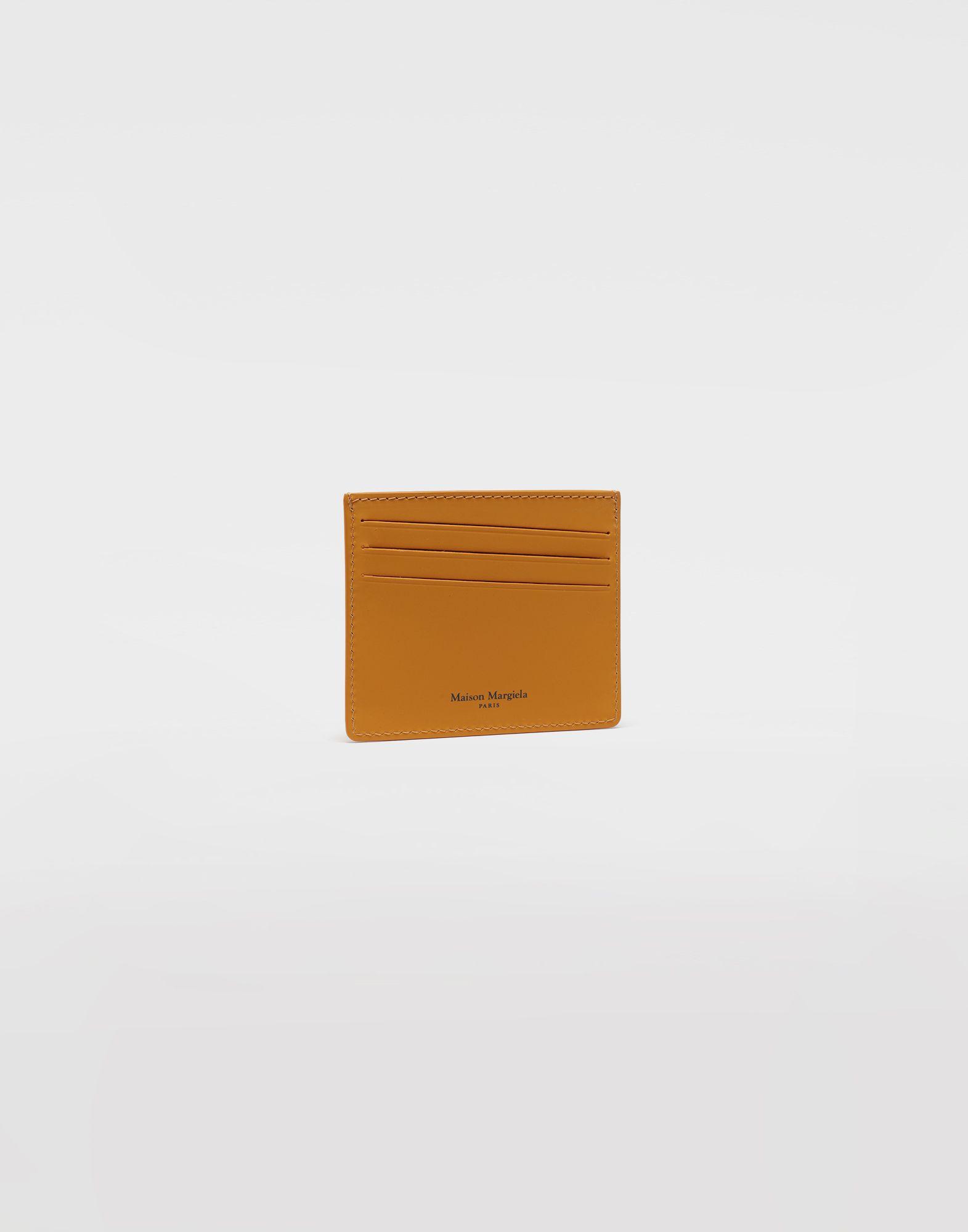 MAISON MARGIELA Brieftasche mit Logo Portemonnaie Herr r
