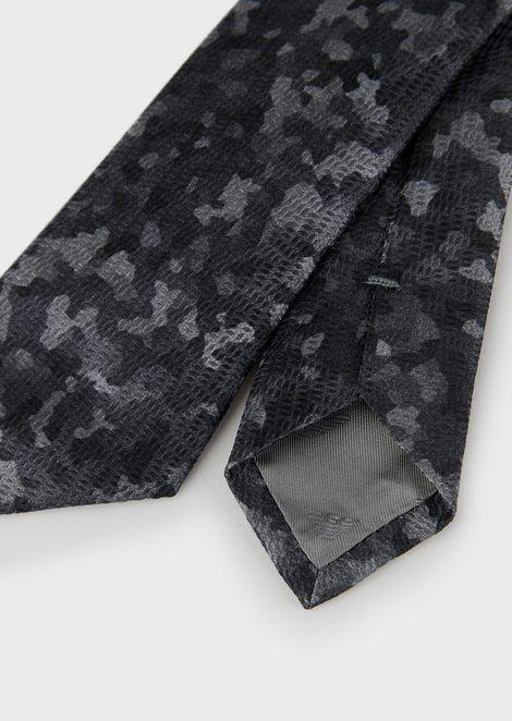EMPORIO ARMANI Corbata Hombre r