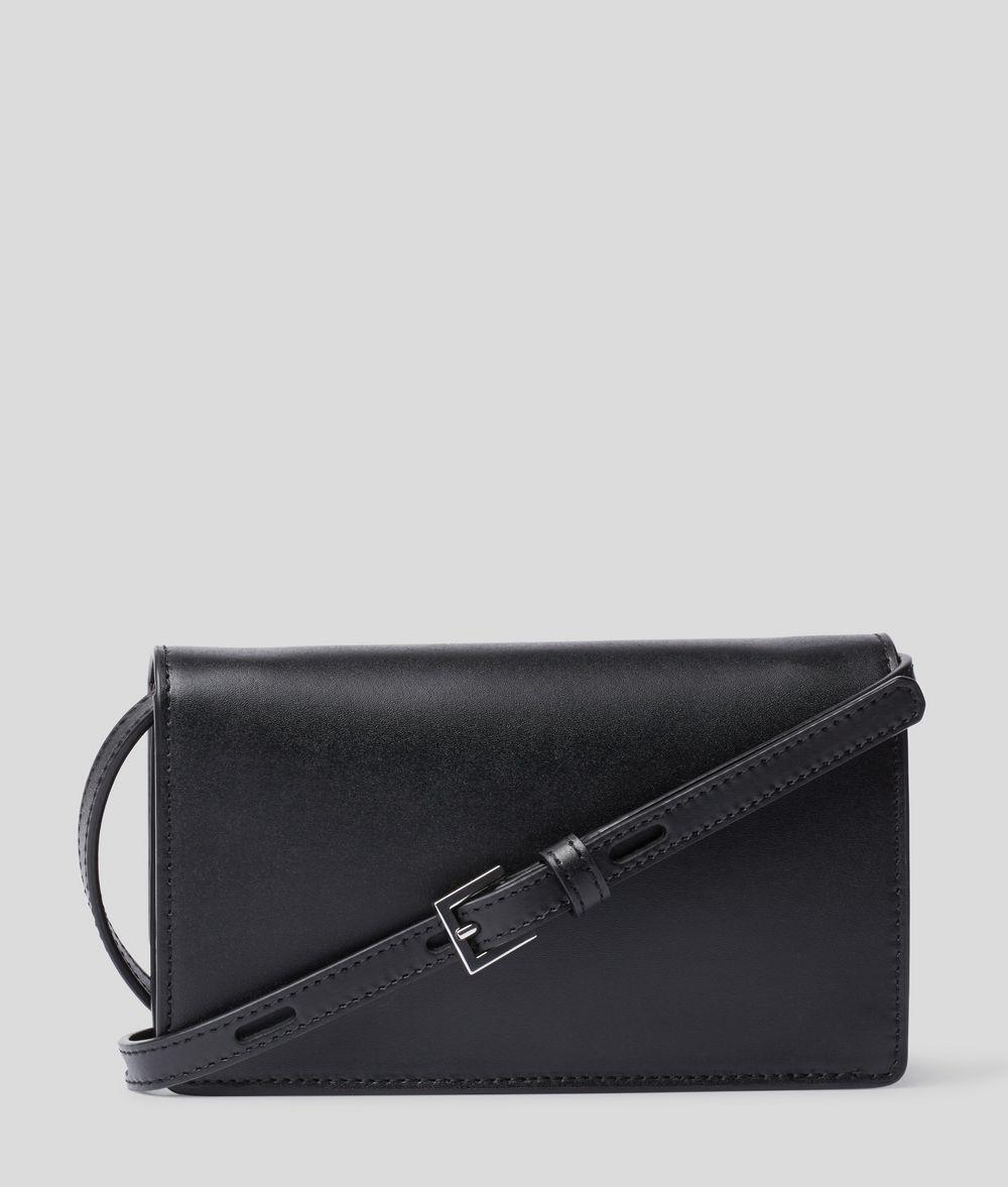 KARL LAGERFELD K/Ikonik Flat Wallet Bag Wallet Woman d
