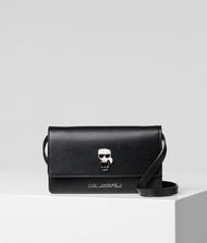 KARL LAGERFELD K/Ikonik Flat Wallet Bag 9_f
