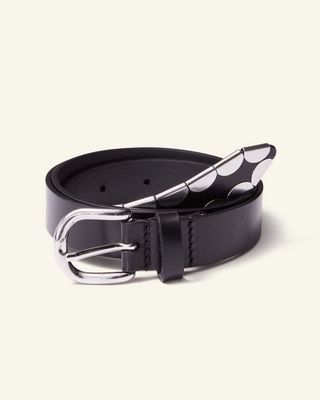ISABEL MARANT BELT Woman ZIUNA BELT r