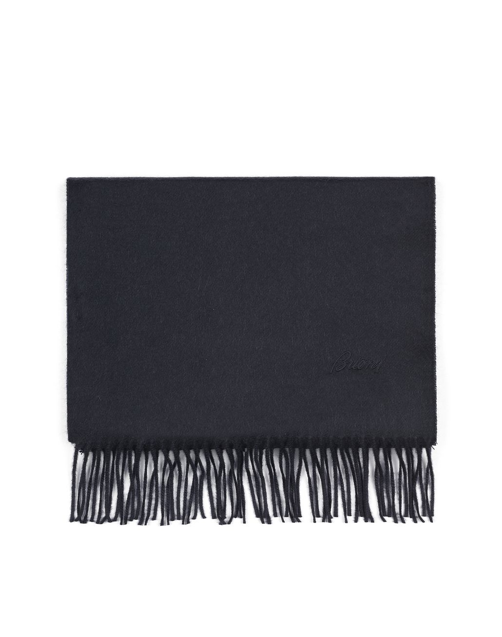 BRIONI Blue Scarf Foulards & Scarves Man f