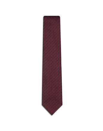 Red B-Logo Tie