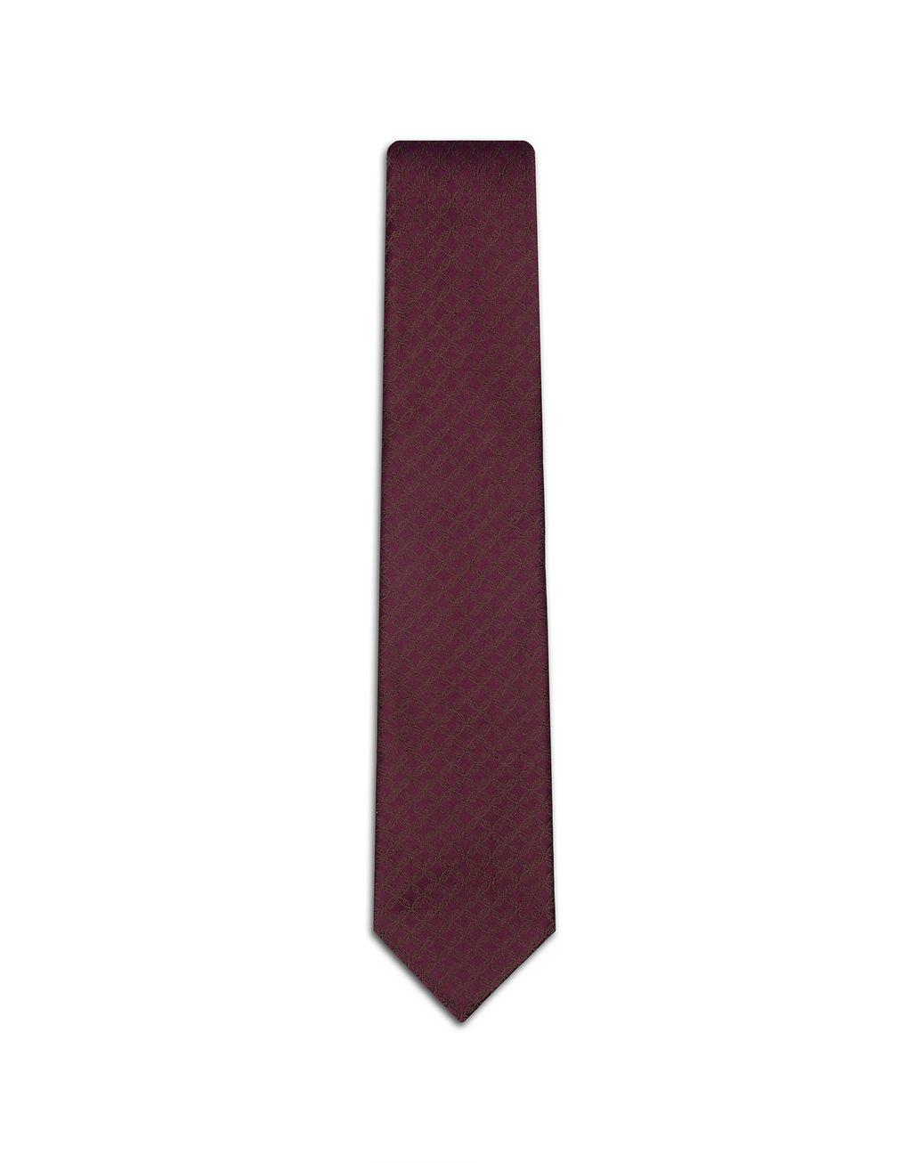 BRIONI Red B-Logo Tie Tie Man f