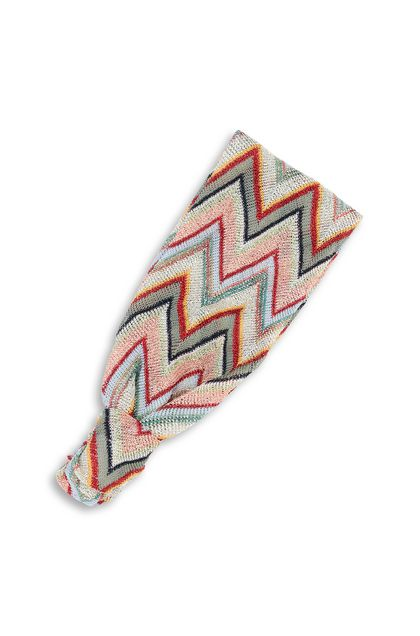 MISSONI KIDS Head band Green Woman - Front