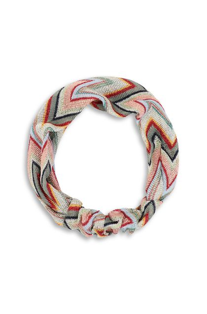 MISSONI KIDS Head band Green Woman - Back