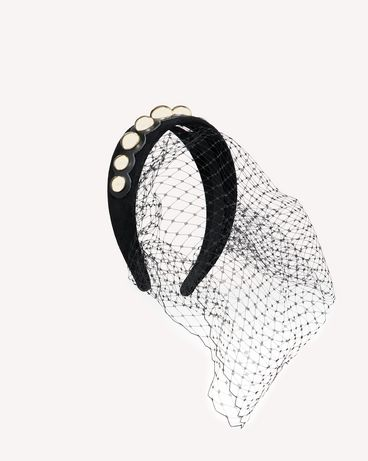 REDValentino SQ2J0B35SNF 0NO Headband Woman r