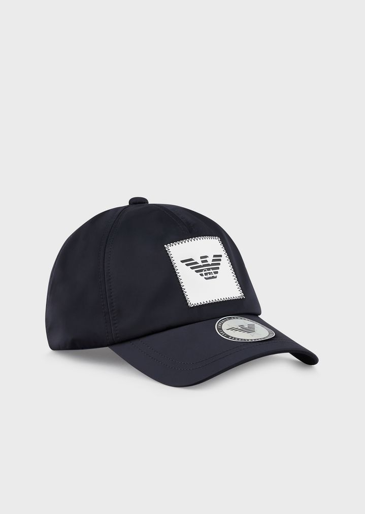 new high quality classic style wholesale outlet Baseball-Cap mit Logo-Patch