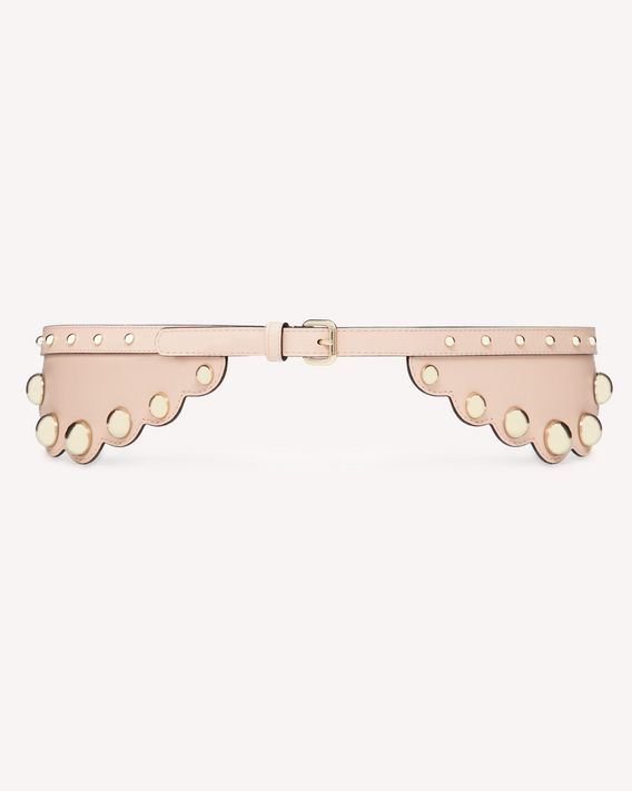 REDValentino CEINTURE RED WAVES