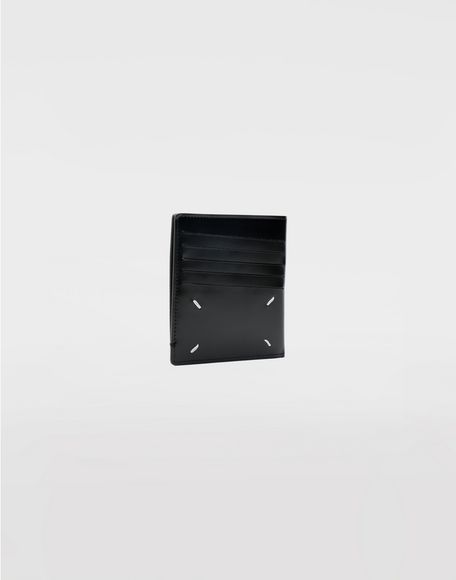 MAISON MARGIELA Calfskin card-holder Wallet Man r