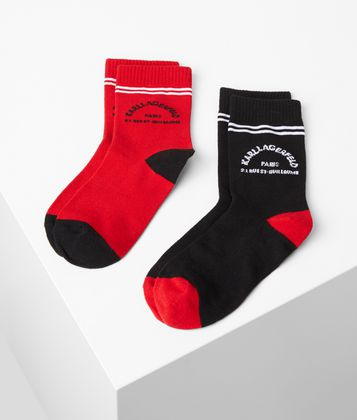 KARL LAGERFELD RUE ST GUILLAUME SOCK SET