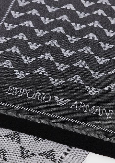EMPORIO ARMANI マフラー レディース d
