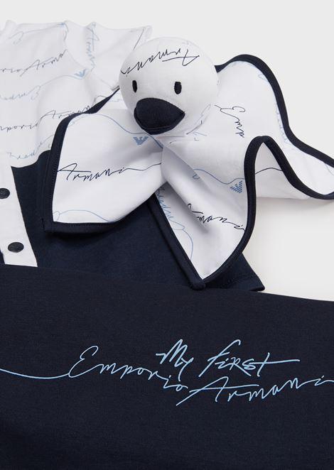 EMPORIO ARMANI Baby Gift Set Man d
