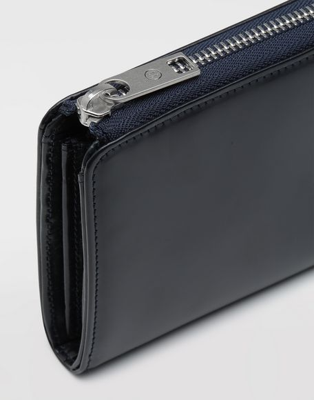 MAISON MARGIELA Zip-around leather wallet Wallet Man e