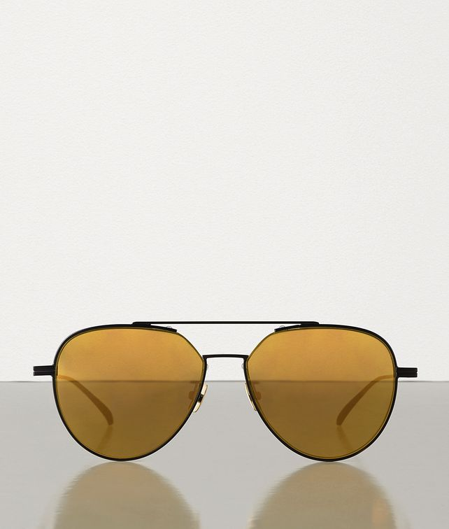 BOTTEGA VENETA SUNGLASSES IN METAL Sunglasses E fp