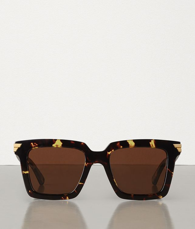 BOTTEGA VENETA SUNGLASSES IN ACETATE Sunglasses Woman fp