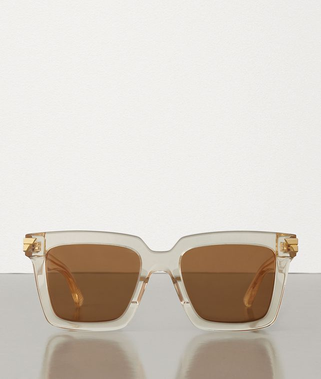 BOTTEGA VENETA SUNGLASSES IN ACETATE Sunglasses Woman fp