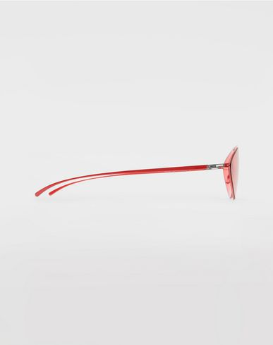 ACCESSORIES MYKITA + MAISON MARGIELA 'ESSENTIAL' Red