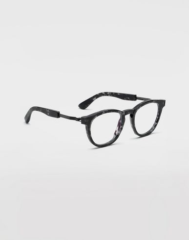 ACCESSORIES MYKITA + MAISON MARGIELA 'RAW' Black