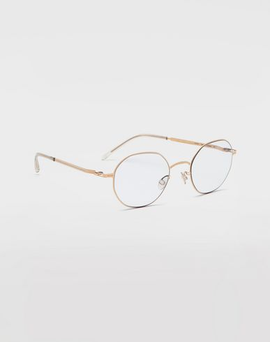 ACCESSORIES MYKITA + Maison Margiela 'CRAFT' Gold
