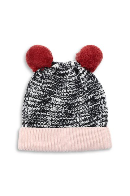 MISSONI KIDS Hat Black Woman - Back