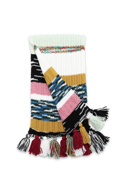 MISSONI KIDS Scarf Ivory Woman - Front