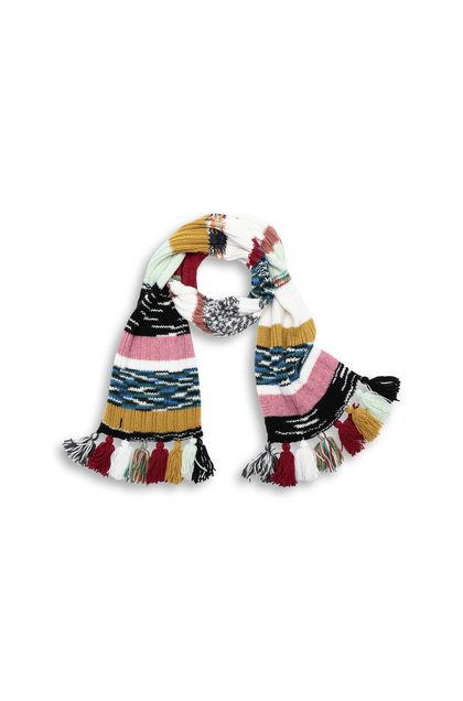 MISSONI KIDS Scarf Ivory Woman - Back