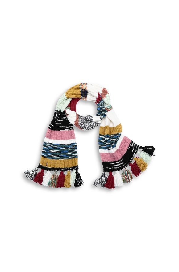 MISSONI Scarf Woman, Frontal view