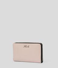 KARL LAGERFELD K/Signature Wallet 9_f