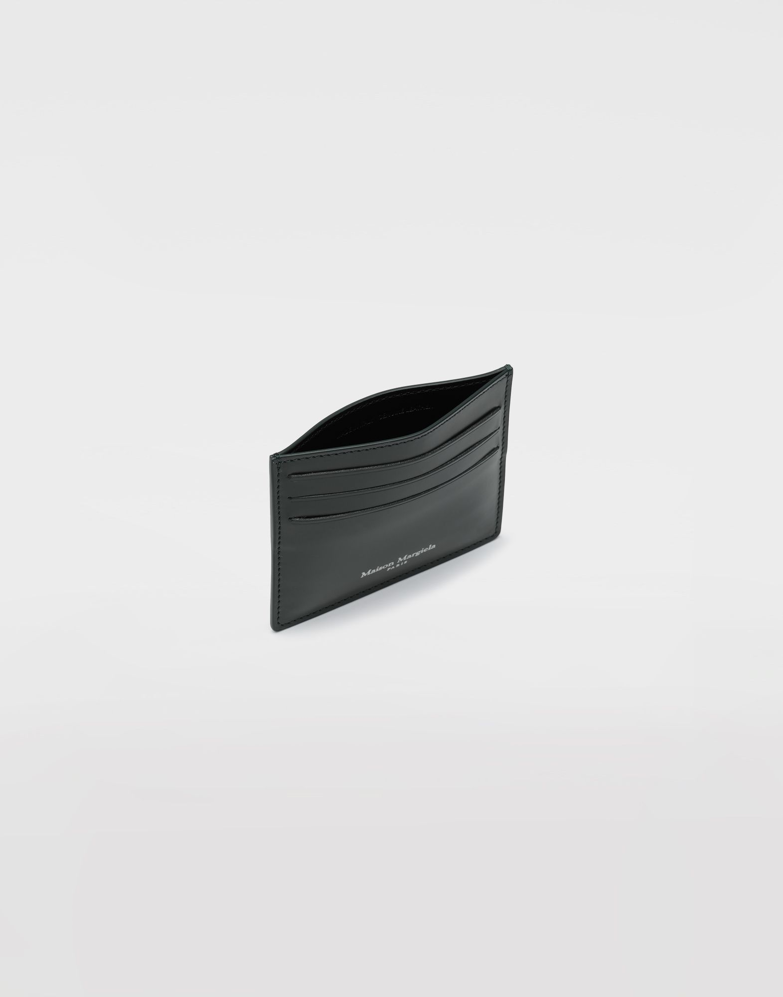 MAISON MARGIELA Calfskin card-holder Wallets Man d