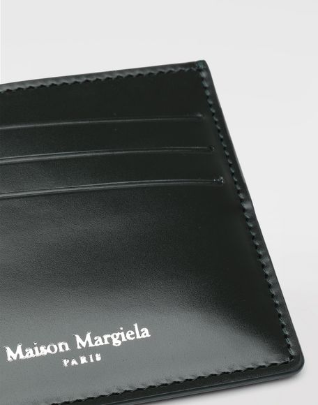 MAISON MARGIELA Calfskin card-holder Wallets Man e