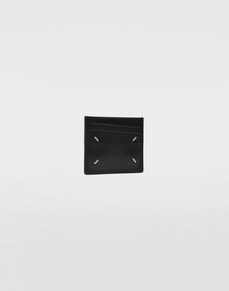 MAISON MARGIELA Calfskin card-holder Wallets Man r