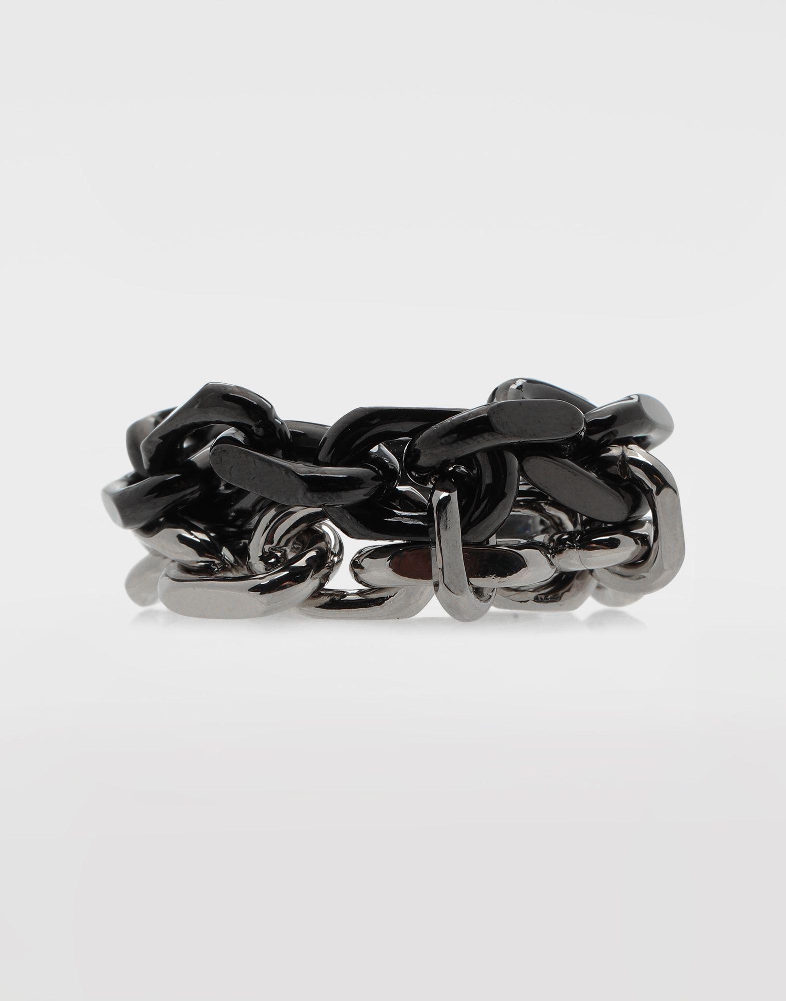 MAISON MARGIELA Chain ring Ring Man f