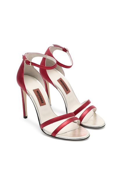 MISSONI Sandals Red Woman - Front