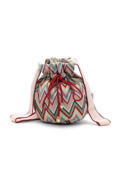 MISSONI KIDS Borsa Rosa Donna - Retro