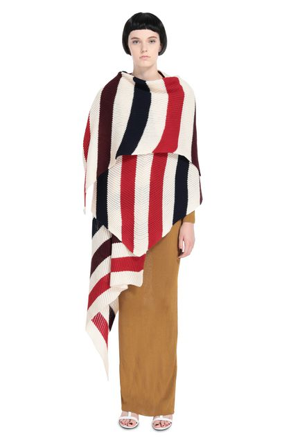 MISSONI Stole Ivory Woman - Back