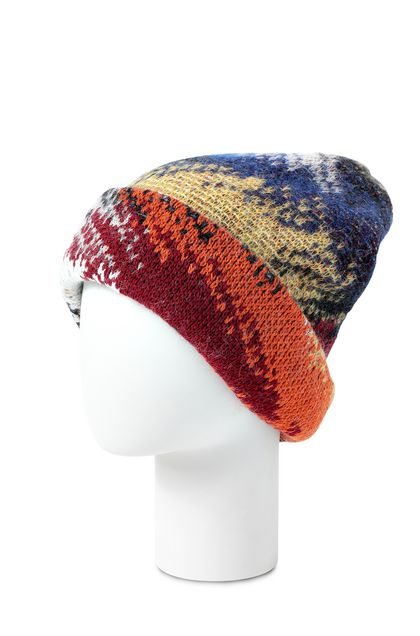 MISSONI Hat Maroon Woman - Front