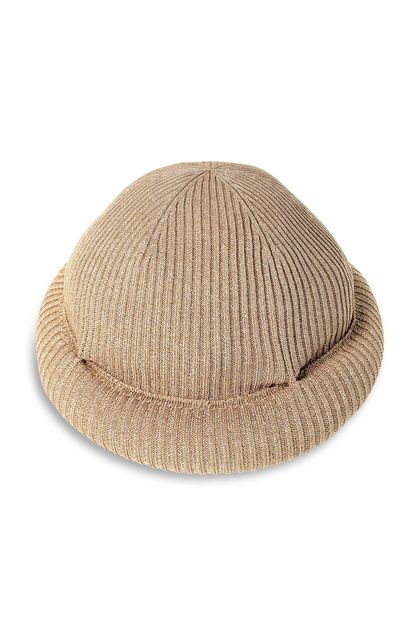 MISSONI Hat Gold Woman - Back