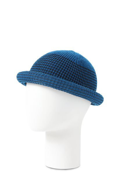 MISSONI Hat Blue Woman - Front