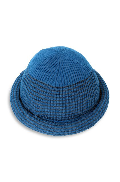 MISSONI Hat Blue Woman - Back
