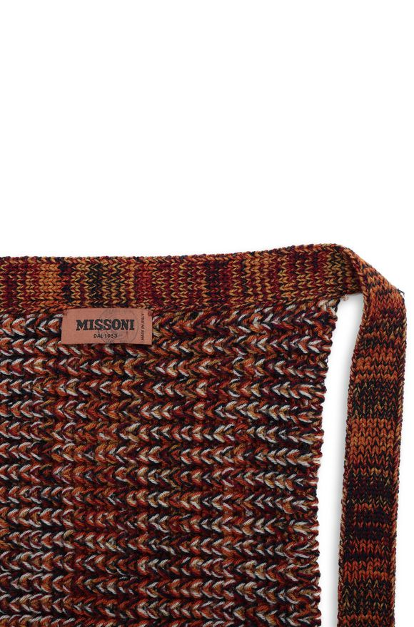MISSONI Collar Woman, Side view
