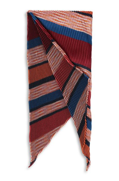 MISSONI Scarf Orange Man - Front