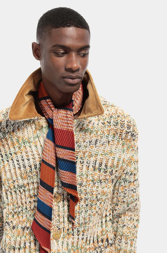 MISSONI Scarf Man, Detail