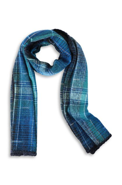 MISSONI Scarf Blue Man - Back